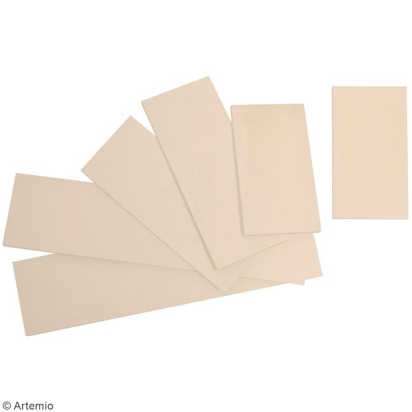 Étagères en bois modulaires - 40 x 60 cm - 19 pcs - Photo n°3