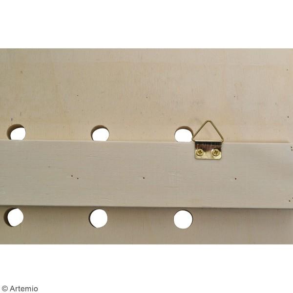 Étagères en bois modulaires - 40 x 60 cm - 19 pcs - Photo n°5