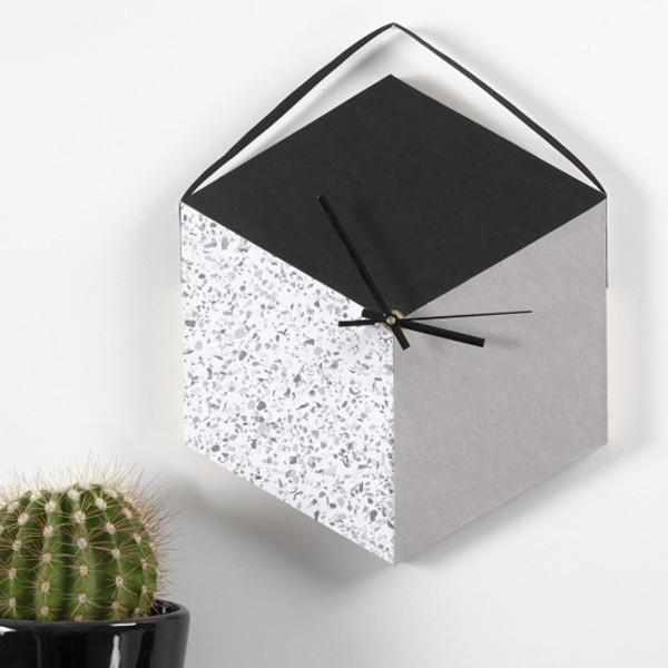 Mécanisme horloge pour épaisseur max. 6 mm - Aiguilles incluses - Photo n°2