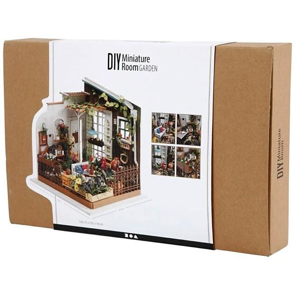 Kit Pièce miniature - 21 x 19,5 x 18 cm - 1 pce - Photo n°1