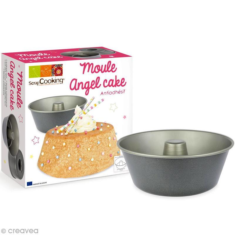 Moule Angel Cake Inox