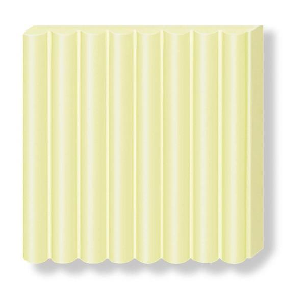 FIMO Effet Pastel Vanille 57 octies, Argile de Polymère, un Four d'Argile, modelage en Argile, l'Arg - Photo n°2