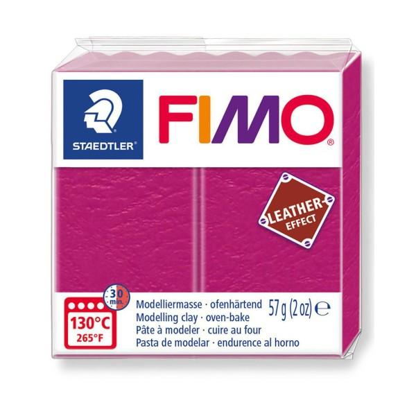 FIMO Effet Cuir Malin, Artisanat D'Art, De L'Argile Polymère, Argile À La Main, De L'Argile De Brico - Photo n°1