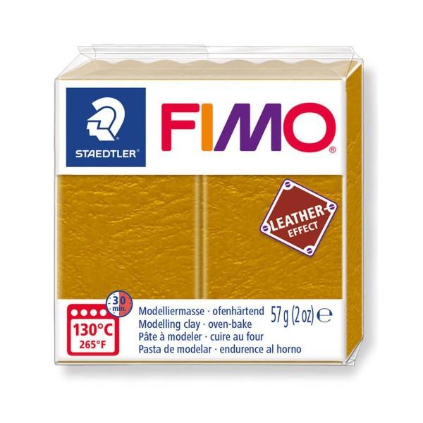FIMO Effet Cuir, Fournitures De La Modélisation, De L'Artisanat, De L'Art, De L'Argile Polymère, Arg - Photo n°1