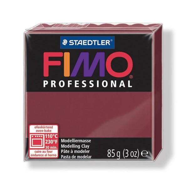 FIMO Professional 85g de Claret, de l'Argile Tutoriel, Argile, Limon, Argile, de l'Artisanat, le Liv - Photo n°1
