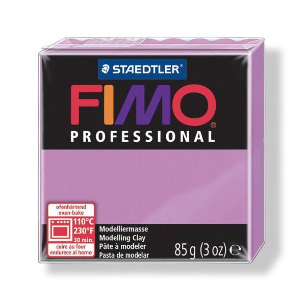 FIMO Professional 85g de la Lavande, de l'Argile Tutoriel, Argile, Limon, Argile, de l'Artisanat, le - Photo n°1