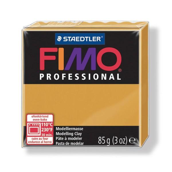 FIMO Professional 85g Ocre, Boîte-Cadeau, de l'Argile Tutoriel, Argile, Limon, Argile, de l'Artisana - Photo n°1