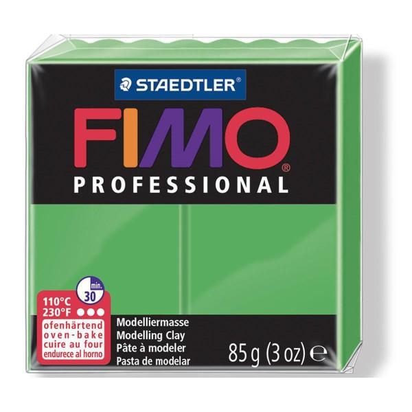 FIMO Professional 85g de l'Herbe Verte, l'Argile Tutoriel, Argile, Limon, Argile, de l'Artisanat, le - Photo n°1