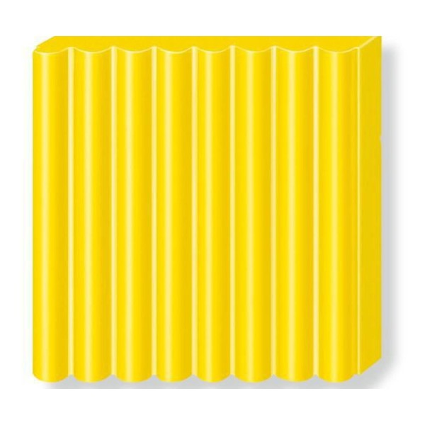 FIMO Professional 85g Jaune (de base), de l'Argile Tutoriel, Argile, Limon, Argile, de l'Artisanat, - Photo n°2
