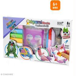 Kit Origami Blocks 3 en 1 - Premiers pas - 360 pcs