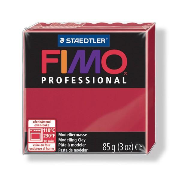 FIMO Professional 85g de la Pourpre, de l'Argile Tutoriel, Argile, Limon, Argile, de l'Artisanat, le - Photo n°1