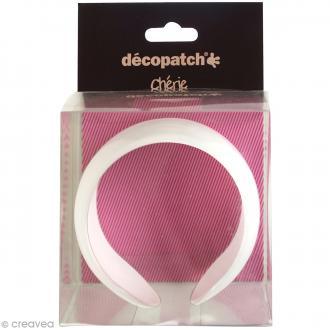 Bracelet à décorer Décopatch - 6,3 cm