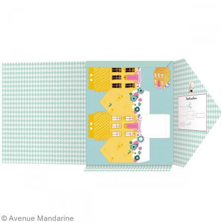Kit créatif Ma fabrique de boîtes Lolielol - 20 x 24 cm - Photo n°2