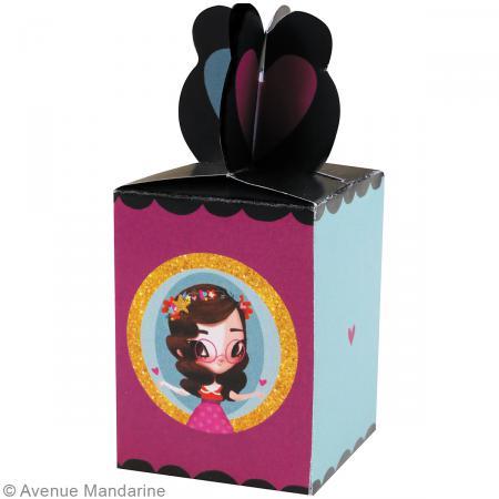 Kit créatif Ma fabrique de boîtes Lolielol - 20 x 24 cm - Photo n°4