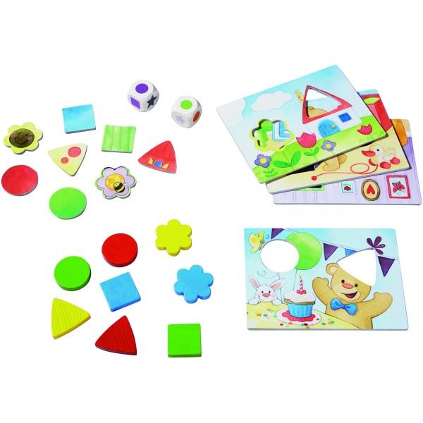 Premiers jeux couleurs et formes petit ourson - Photo n°2