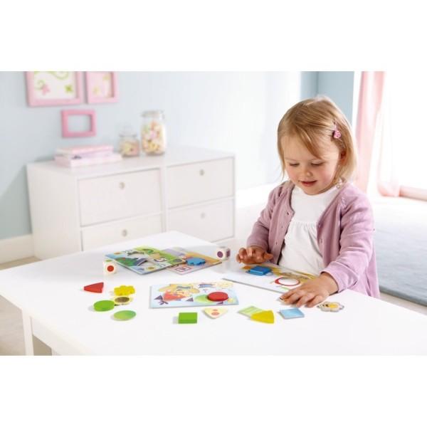 Premiers jeux couleurs et formes petit ourson - Photo n°3