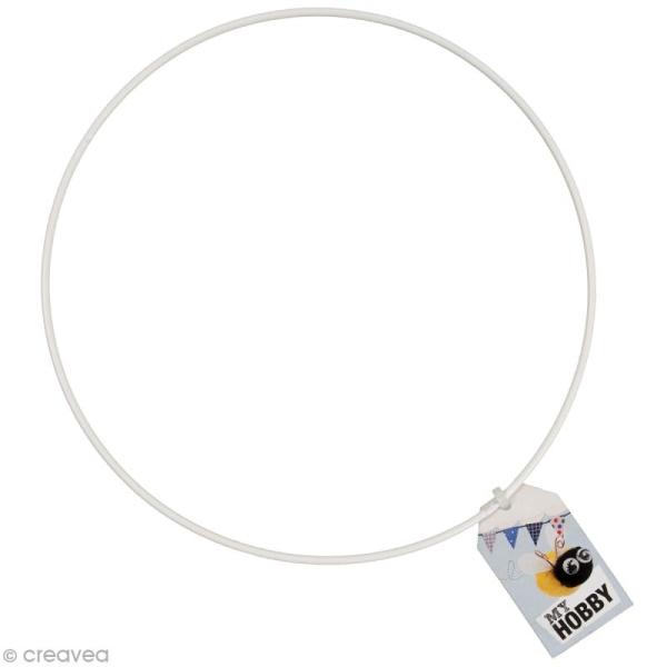Cercle nu abat jour - 30 cm - Photo n°1