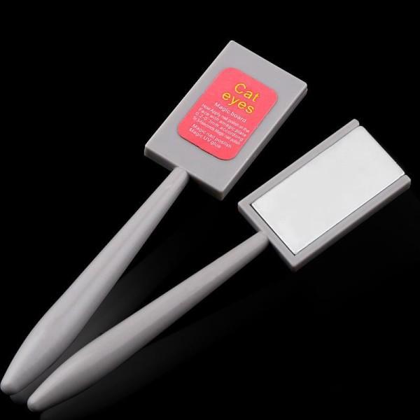 1pc Magie des Yeux de Chat Aimant Baguette Magnétique Gel Nail Art polonais Manucure Pédicure - Photo n°3
