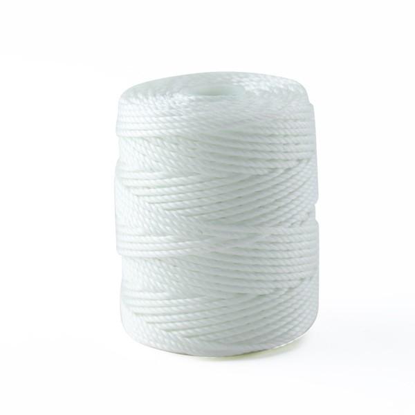 Bobine de micro-corde C-lon 0,9 mm blanc - Photo n°1