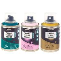 Peinture textile en aérosol - 100 ml