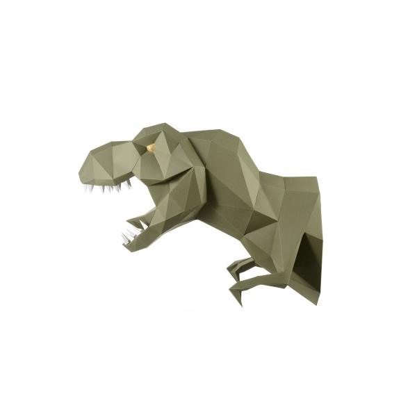 wizardi 3d wizardi 3D papercraft kit dinosaure - Photo n°2