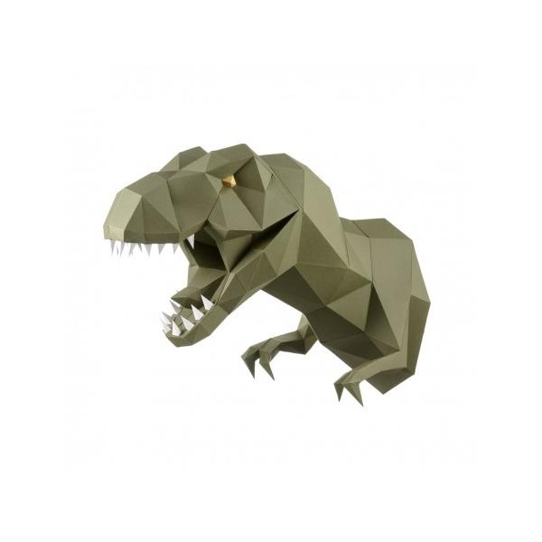wizardi 3d wizardi 3D papercraft kit dinosaure - Photo n°1