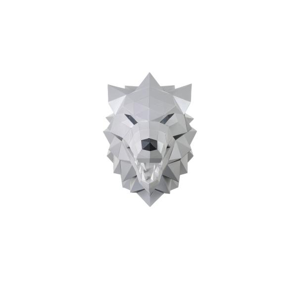 wizardi 3D papercraft kit loup-garou - Photo n°3