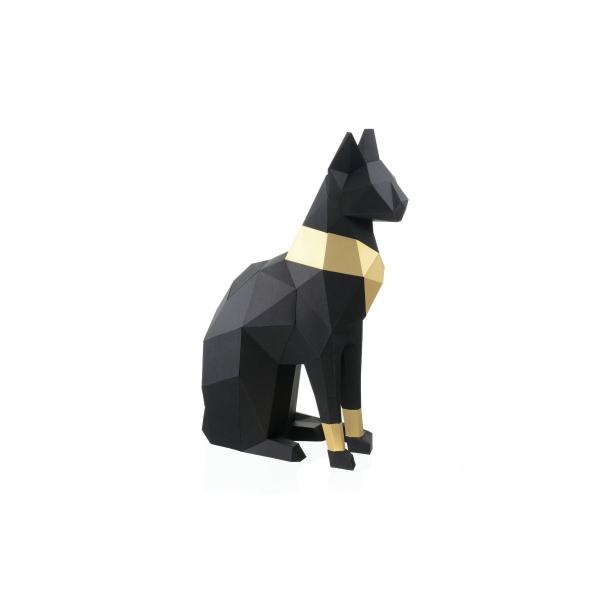 wizardi 3D papercraft kit chat - Photo n°3