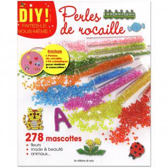 Livre DIY Perles de rocaille - Macottes