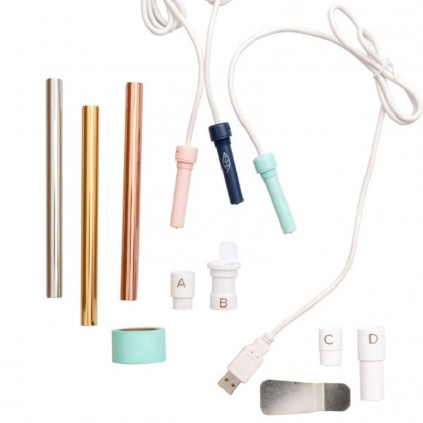 Kit Foil Quill starter  - We R Memory Keepers - Stylo thermique - Photo n°2