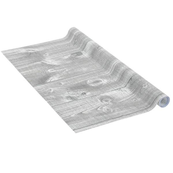 Adhésif Venilia Perfect - Plancher gris - 200 x 45 cm - Photo n°1