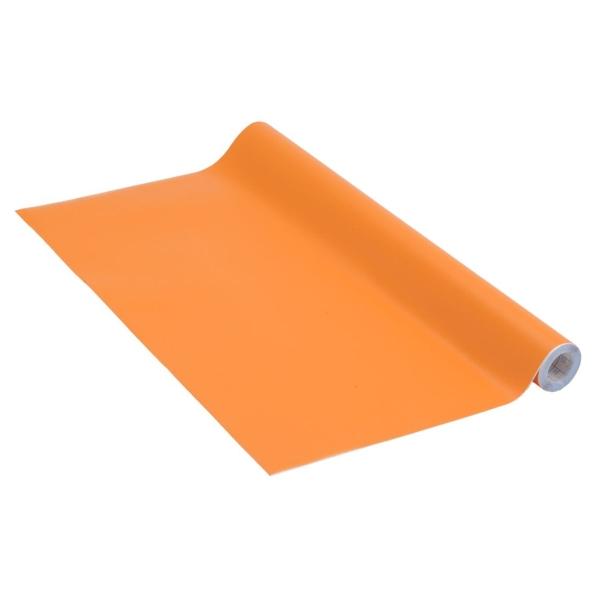 Adhésif Venilia Unimat - Orange - 200 x 45 cm - Photo n°1