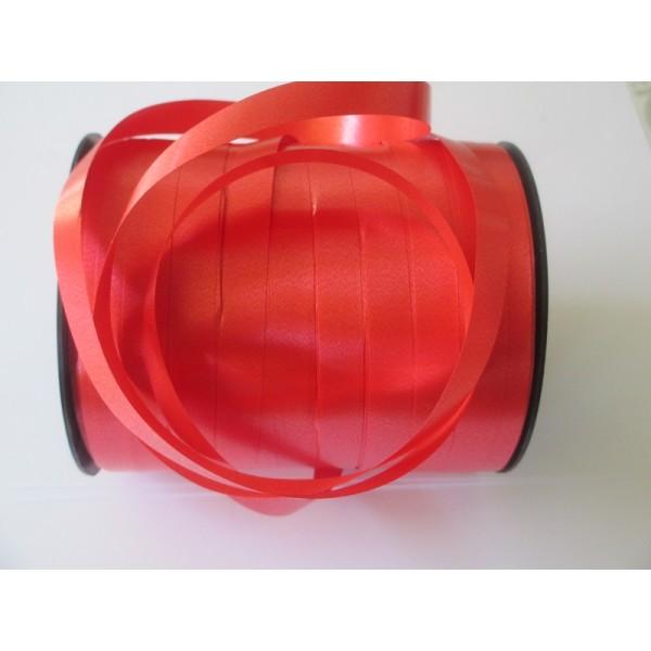10 Mètres De Bolduc Rouge Pour Emballage Cadeaux Et Décoration10Mm - Photo n°1