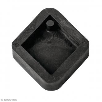 Moule à bijou pour béton Rayher - Losange - 2,9 x 3,9 cm