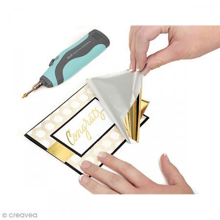 Stylo Heatwave applicateur de feuille - Kit de démarrage - Photo n°3