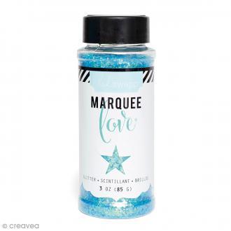 Paillettes Marquee Love - Bleu ciel - 85 g