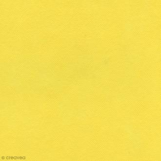 Tissu déguisement Dressy Bond - Jaune - Par 10 cm (sur mesure)
