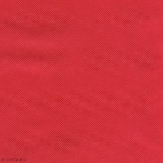 Tissu déguisement Dressy Bond - Rouge - Par 10 cm (sur mesure)