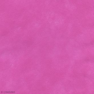 Tissu déguisement Dressy Bond - Rose fuchsia - Par 10 cm (sur mesure)