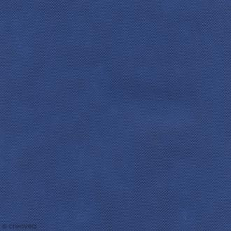 Tissu déguisement Dressy Bond - Bleu jean - Par 10 cm (sur mesure)