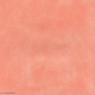 Tissu déguisement Dressy Bond - Rose saumon - Par 10 cm (sur mesure)