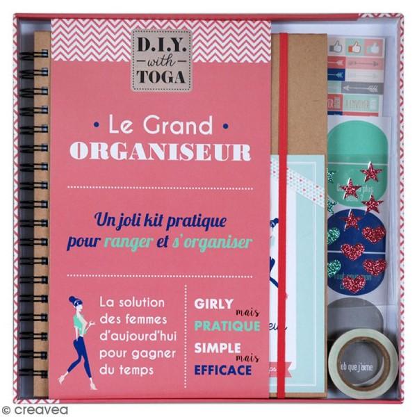 Kit Le Grand Organiseur - Photo n°1
