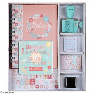 Kit Mon joli kit de papeterie