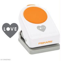 Perforatrice Motif Ajouré 5 cm - Coeur Love