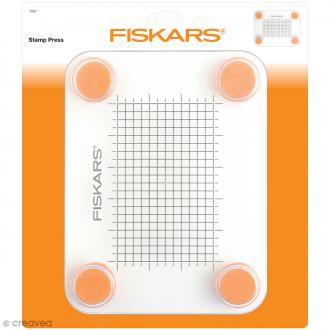 Mini Presse à Tampons - Fiskars - 24 x 29 x 3 cm