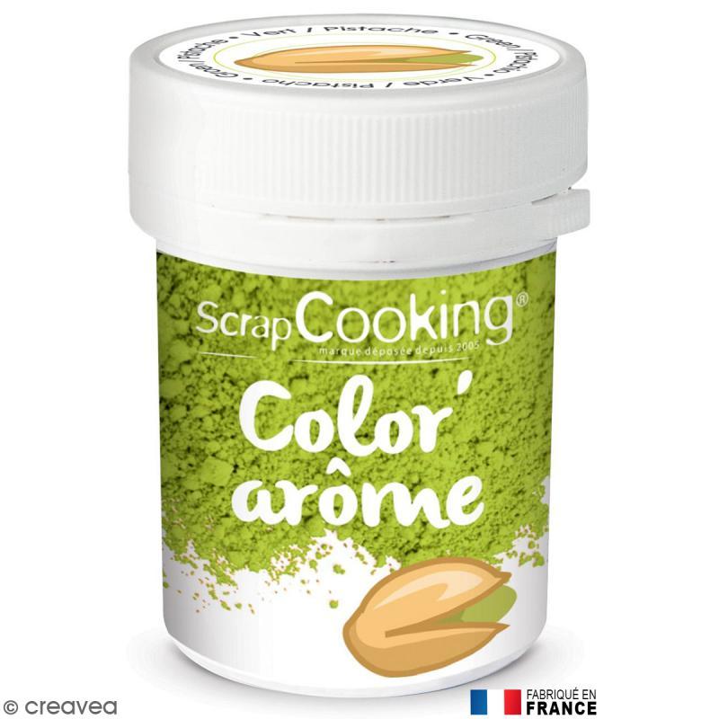colorant poudre alimentaire colorarme pistache vert colorant alimentaire creavea - Colorant Poudre Alimentaire
