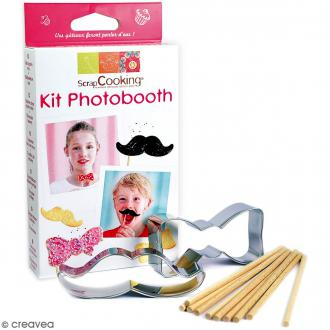 Kit Photobooth ScrapCooking