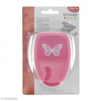 Perforatrice Pop Up 3D Papillon - 3,5 x 2,3 cm