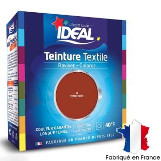 Teinture Tissu Idéal liquide terre cuite 74 maxi