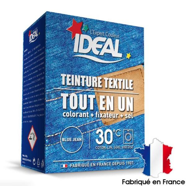 Kit complet teinture Ideal Tout en Un - Maxi bleu jean - 350 gr - Photo n°1
